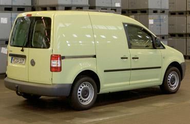VW Caddy Kastenwagen EcoFuel