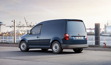 VW Caddy 1.4 TGI Kastenwagen