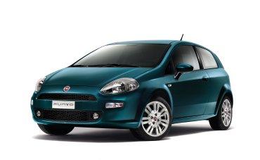 Fiat Punto 1.4 8V Natural Power