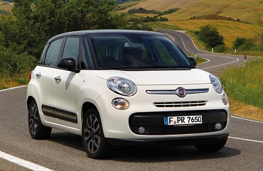 Fiat 500L 0.9 8V TwinAir Natural Power