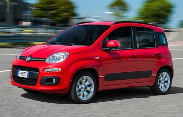 Fiat Panda 0.9 8V TwinAir Natural Power