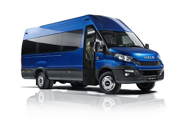 IVECO Daily Minibus Natural Power