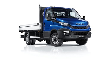 IVECO Daily Pritsche Natural Power