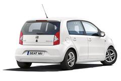 SEAT Mii 1.0 Ecofuel