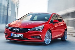 Opel Astra 1.4 ECOTEC CNG