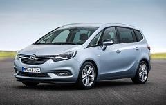 Opel Zafira 1.6 ECOTEC CNG
