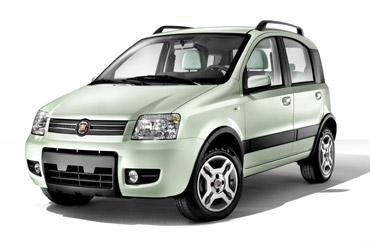 Fiat Panda Panda 1.4 Natural Power