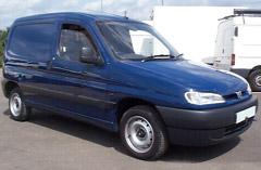 Peugeot Partner Kasten