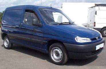 Peugeot Partner Kastenwagen Premium bivalent