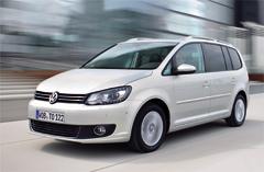 VW Touran TGI BlueMotion (7-Sitzer)