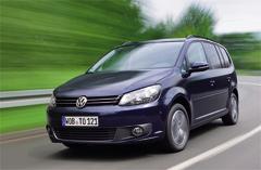 VW Touran TGI BlueMotion (5-Sitzer)