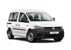 VW Caddy 1.4 TGI Kombi