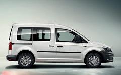 VW Caddy 1.4 TGI Maxi Kombi