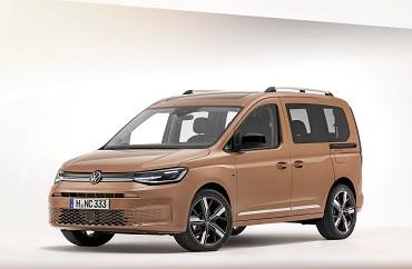 VW Caddy 1.5 TGI
