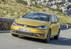 VW Golf 1.4 TGI BlueMotion