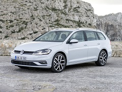 VW Golf Variant 1.4 TGI BlueMotion